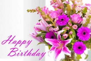 Flower Happy Birthday Images Wallpaper Pics Download