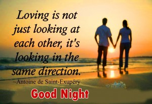 Good Night Photo With Quotes