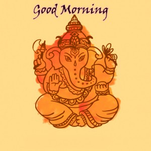 Ganesha hd God Good Morning