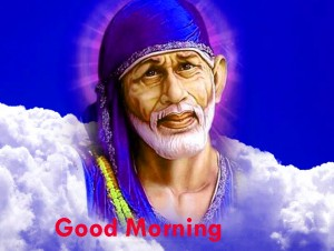 Sai Baba God Good Morning Images