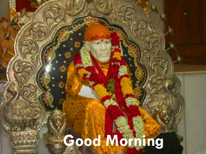 om sai god good morning images