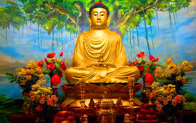 buddha 3d picture