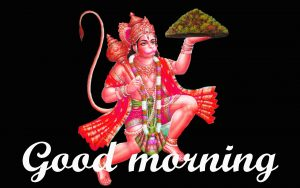 Lord Hanuman ji Mangalwar good morning images Pictures