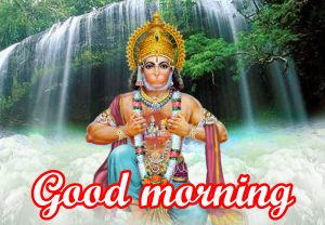 Hanuman ji Mangalwar good morning images Wallpaper HD Download