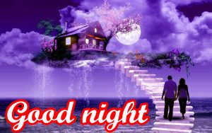 Romantic Lover Good Night Images Pictures Download