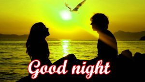 Romantic Lover Good Night Images Pictures For Whatsaap