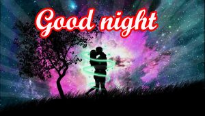 Romantic Lover Good Night Images Pics free Download