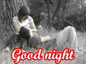 Romantic Lover Good Night Images Photo for Whatsaap