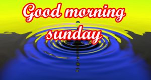 Sunday Good Morning Images Pics Download