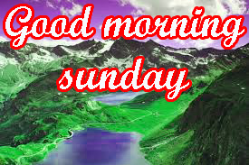 Sunday Good Morning Images for Facebook