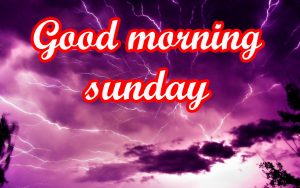 Sunday Good Morning Images photo Free Download