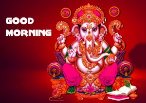 Lord ganesha good morning images Photo Pictures Download