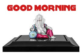 Lord ganesha good morning images Wallpaper Pictures Download