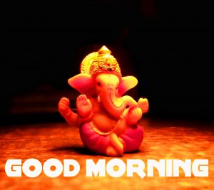 Lord ganesha good morning images Wallpaper Pictures Pics Download