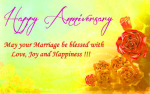 Happy Wedding Marriage Anniversary Image Wallpaper Pics Download
