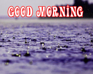 Good Morning Wishes Images  For A Rainy Day Wallpaper Download