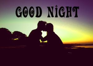 Romantic Lover Good Night Images Wallpaper Pics for Whatsapp