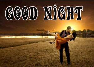 Romantic Lover Good Night Images Wallpaper Pics Download