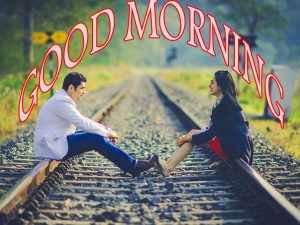 Good Morning Images for Romantic Love Couple Wallpaper HD Download for Facebook