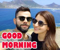 Good Morning Images for Romantic Love Couple Wallpaper for Facebook