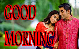 Good Morning Images for Romantic Love Couple Wallpaper Pic Download