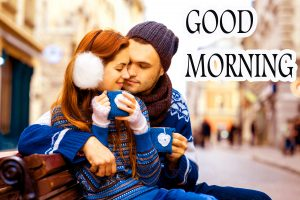 Good Morning Images for Romantic Love Couple Wallpaper Pictures