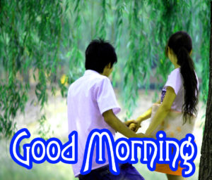 Romantic Couple Good Morning Images Photo Download