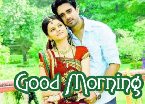 Romantic Couple Good Morning Images Wallpaper Pics for Facebook